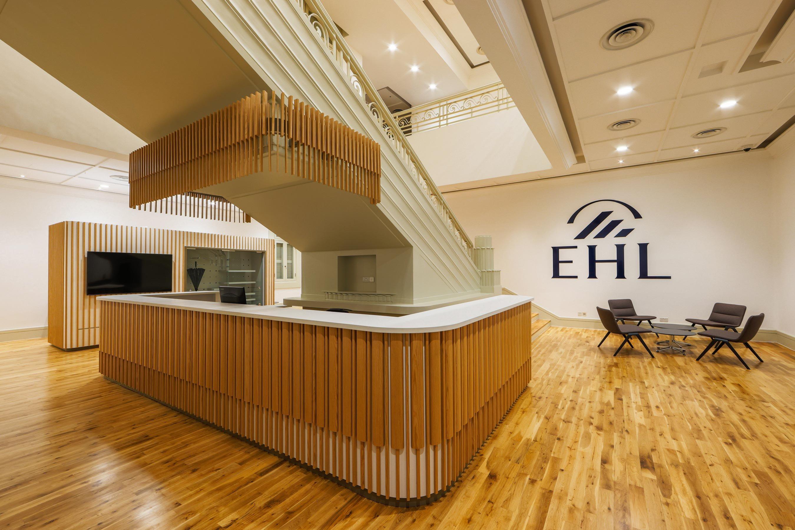 ehl-singapore-reception